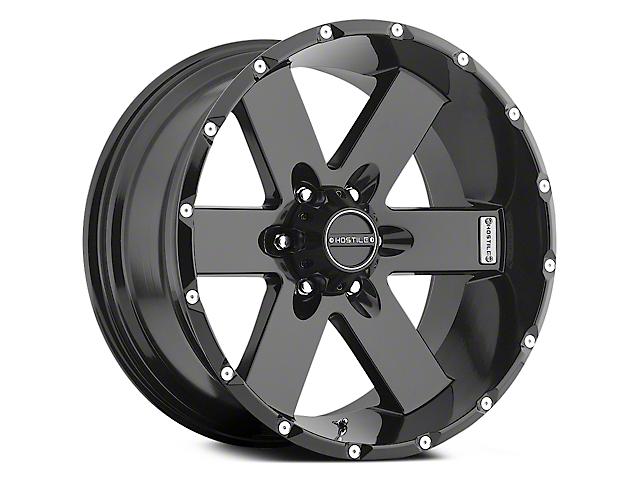 Hostile Moab Asphalt 6-Lug Wheel - 20x10 (04-17 All)