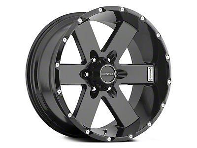 Hostile Moab Asphalt 6-Lug Wheel - 20x10 (04-17 All)