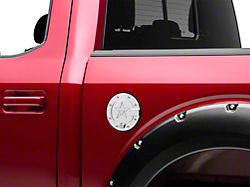 RBP RX-2 Locking Fuel Door - Polished (15-20 F-150, Excluding Diesel & Raptor)