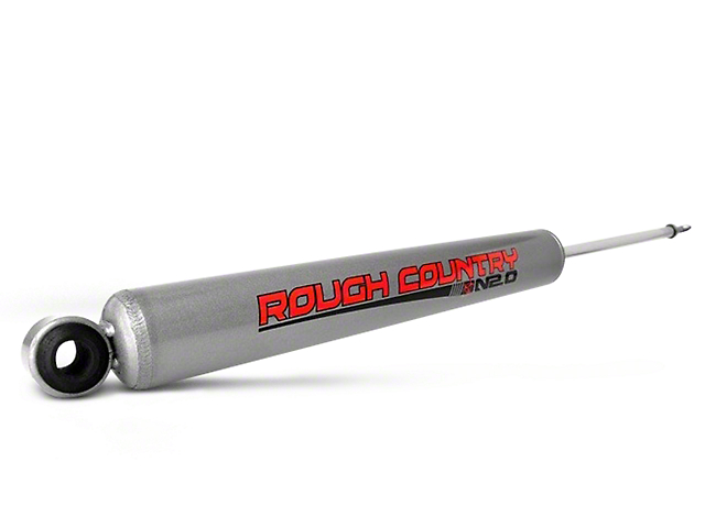 Rough Country Premium N2.0 Rear Shock for 4-6 in. Lift (04-08 4WD; 09-14 2WD)