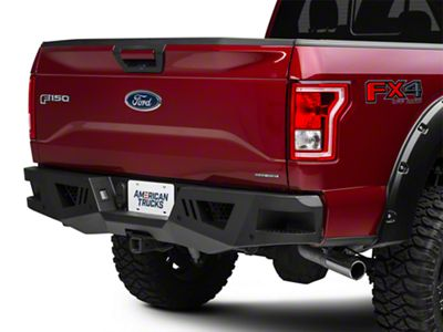 Add Barricade Extreme HD Rear Bumper (15-17 All, Excluding Raptor)