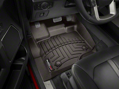Weathertech DigitalFit Front Floor Liners - Cocoa (15-18 All)