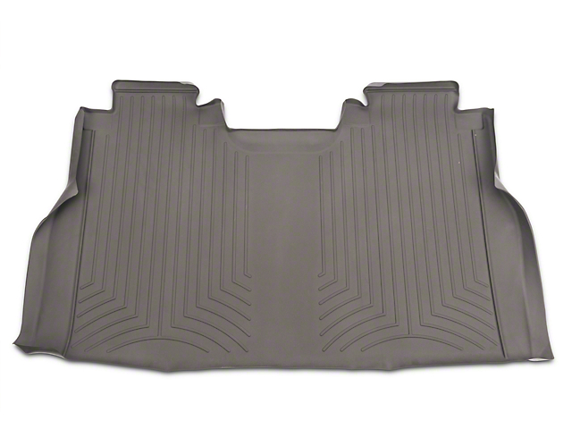 Weathertech DigitalFit Rear Floor Liners - Cocoa (15-18 SuperCrew)