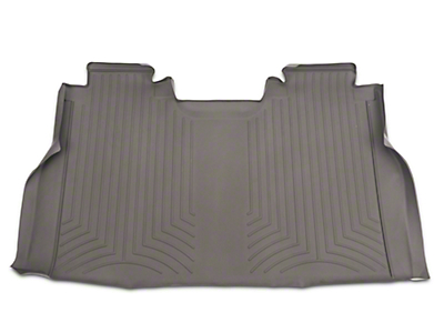 Weathertech DigitalFit Rear Floor Liners - Cocoa (15-18 F-150 SuperCrew)