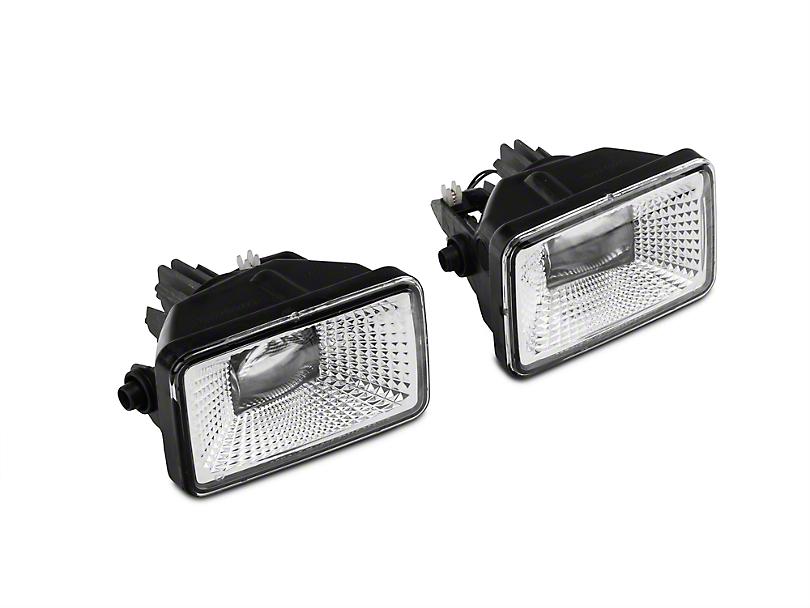 Raxiom Clear LED Fog Lights (15-17 All, Excluding Raptor)