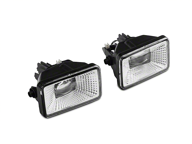 Raxiom Clear LED Fog Lights (15-19 F-150, Excluding Raptor)