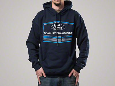 Ford Performance Hoodie - Navy
