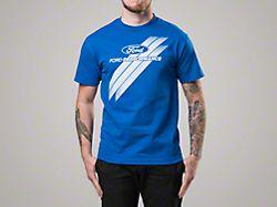 Ford Performance Stripe T-Shirt; Large