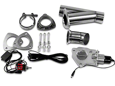 GMS Electronic Exhaust Cutout System - 2.5 in. (97-19 F-150)