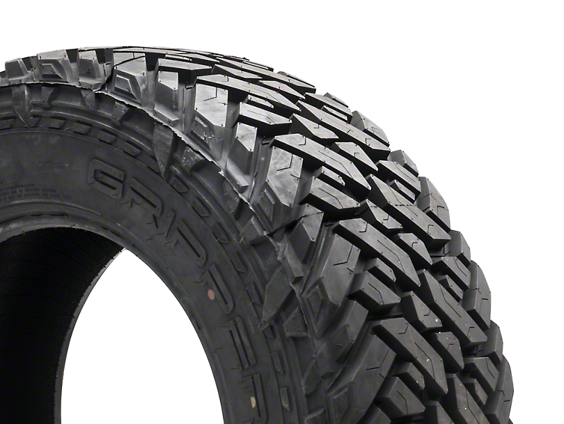 Fuel Wheels Mud Gripper M/T Tire (Available From 33 in. to 40 in. Diameters)