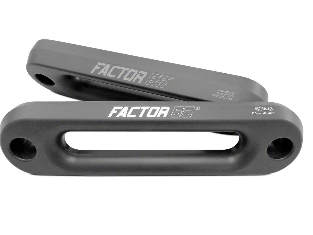 Factor 55 Hawse Fairlead - 1.5 in. (97-17 All)