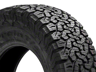 BF Goodrich All Terrain T/A KO2 Tire - 305/65R18