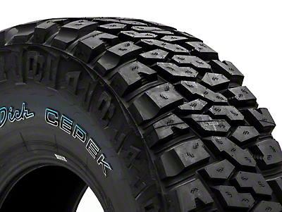 Dick Cepek Extreme Country Tire - 35X12.50R20