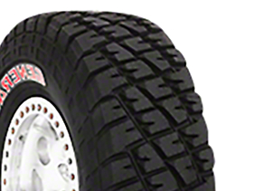 General GRABBER Tire (Available From 31 in. to 35 in. Diameters)