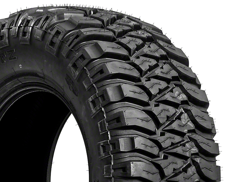 Mickey Thompson Baja MTZ Radial Tire (Available From 32 in. to 38 in. Diameters)