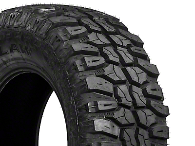 Mudclaw M/T Tire (Available From 31 in. to 35 in. Diameters)