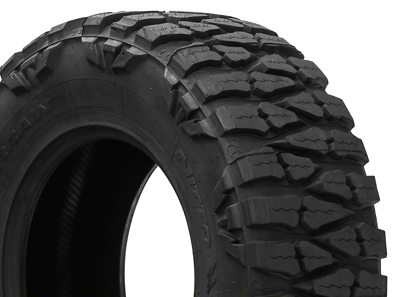 NITTO Mud Grappler Tire (Available From 33 in. to 40 in. Diameters)