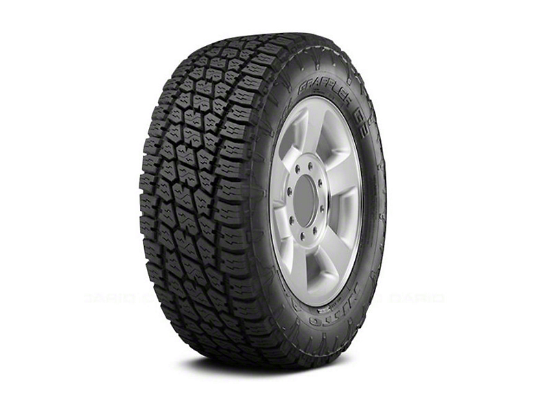NITTO Terra Grappler G2 Tire - 37x13.5R17