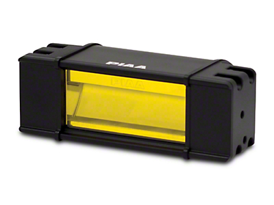 PIAA RF Series 6 in. Yellow LED Light Bar - Fog Beam (97-18 All)