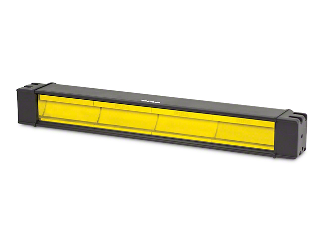 PIAA RF Series 18 in. Yellow LED Light Bar - Fog Beam (97-18 All)