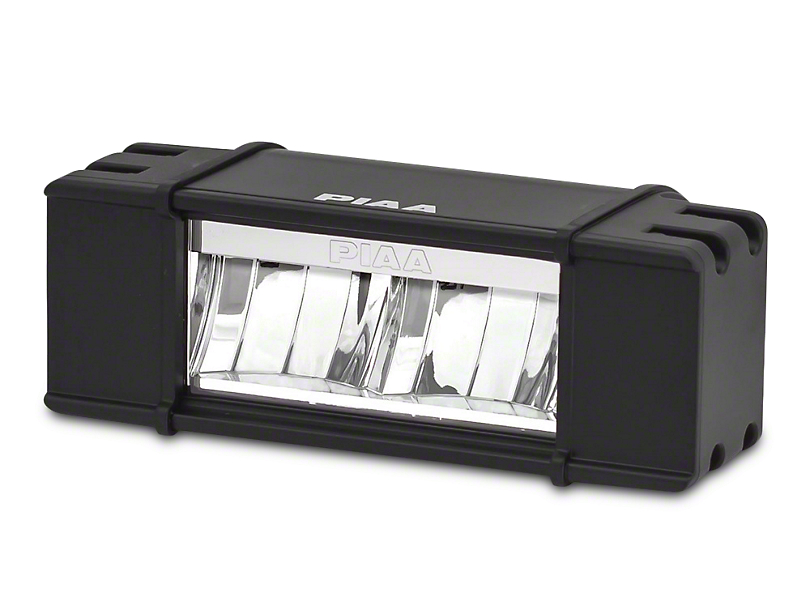 PIAA RF Series 6 Inch LED Light Bar; Hybrid Beam