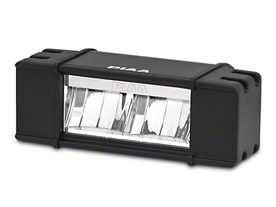 PIAA RF Series 6 in. LED Light Bar - Hybrid Beam (97-17 All)
