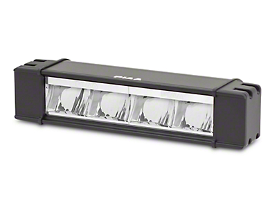 PIAA RF Series 10 in. LED Light Bar - Hybrid Beam (97-17 All)