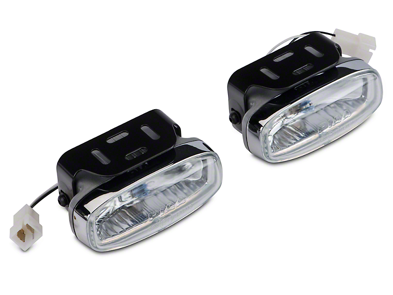 PIAA 2100 Series Xtreme White Halogen Lights - Driving Beam - Pair (97-17 All)