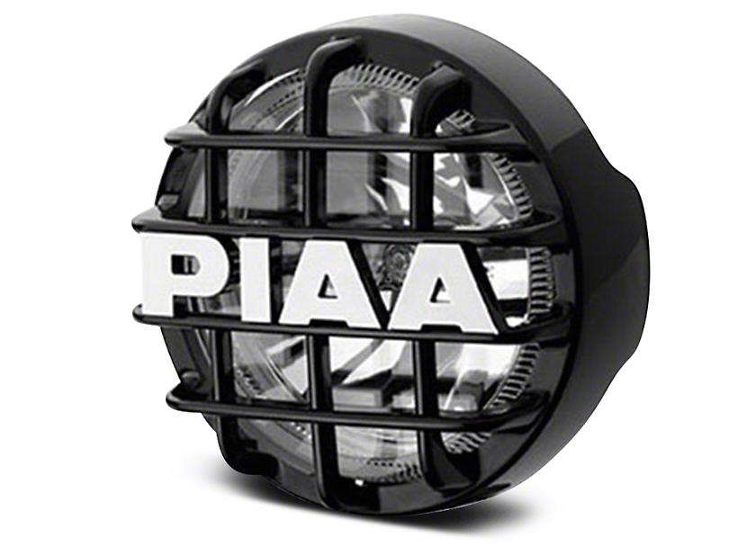 PIAA 510 Series 4 in. Round Xtreme White SMR Light - Fog Beam (97-18 All)