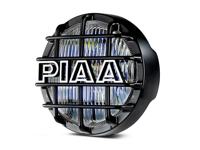 PIAA 540 Series 5 in. Round Ion Yellow Halogen Light - Fog Beam (97-17 All)