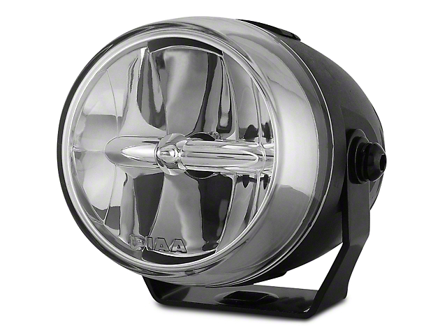 PIAA LP270 2.75 in. Round LED Light - Fog Beam (97-17 All)