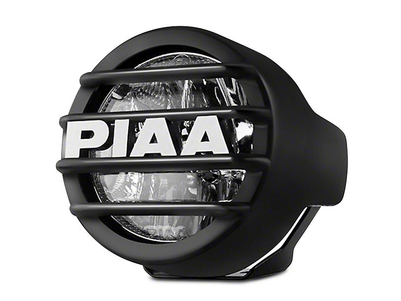 PIAA LP530 3.5 in. Round LED Light - Fog Beam (97-18 F-150)