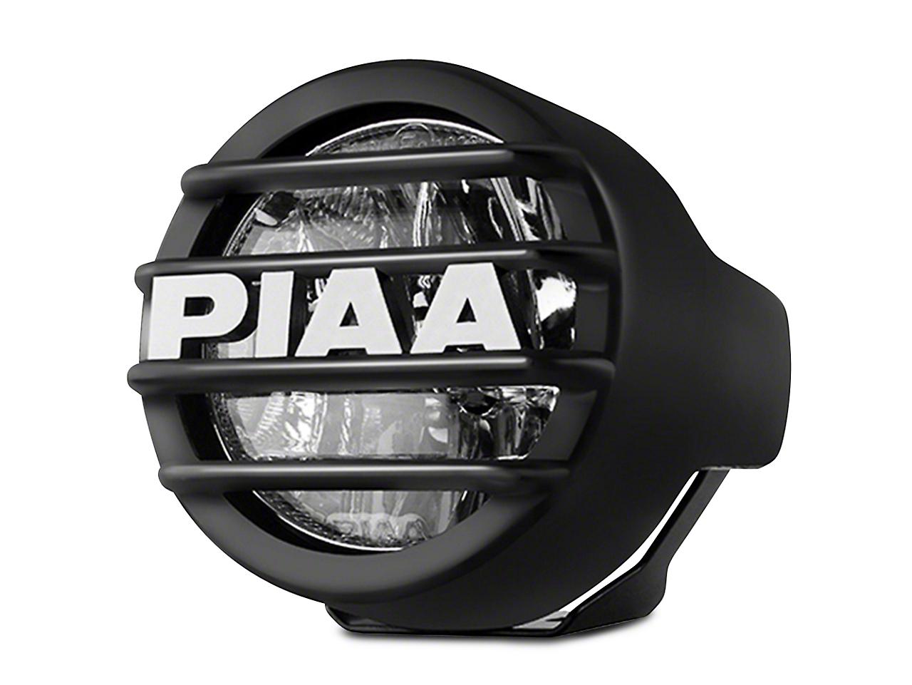 PIAA LP530 3.5 in. Round LED Light - Fog Beam (97-18 All)
