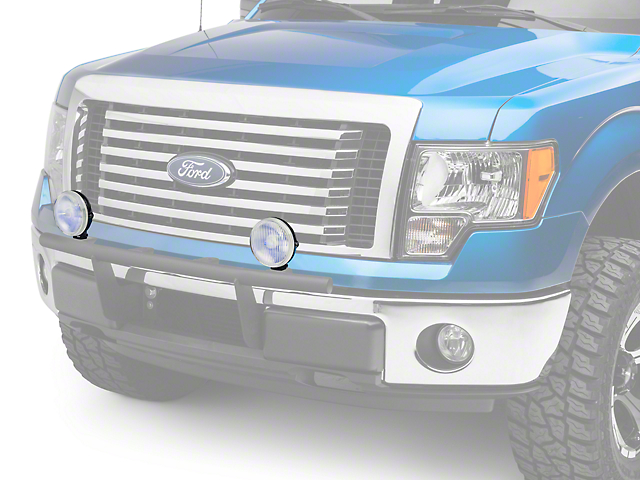 PIAA 540 Series Replacement 5 in. Ion Yellow Fog Light Lens/Reflector (97-18 F-150)