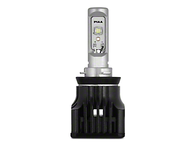 PIAA High Output White LED Low Beam Light Bulb - H11 (15-18 F-150 w/ Halogen Headlights)