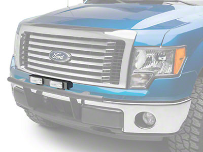 Delta 16 in. LED Front Light Bar