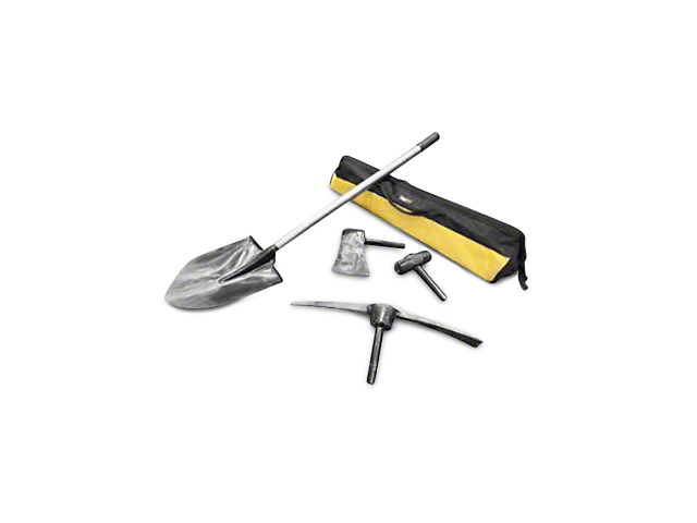 Rugged Ridge All Terrain Recovery Tool Kit (97-17 All)