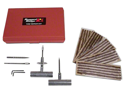 Rugged Ridge Tire Repair Kit (97-17 All)