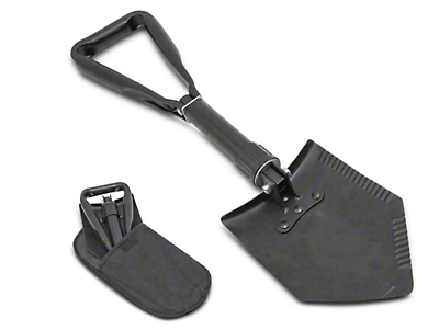 Rugged Ridge Tri Fold Recovery Shovel (97-17 All)