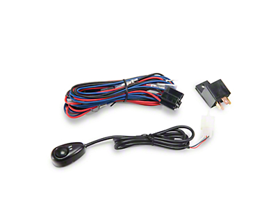 Rugged Ridge Wiring Harness for Two Off-Road Fog Lights (97-18 All)