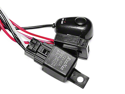 Lifetime LED Switch and Wiring Kit (97-18 F-150)