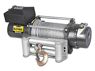 Mean Mother EDGE Series 9,500 lb. Winch (97-17 All)