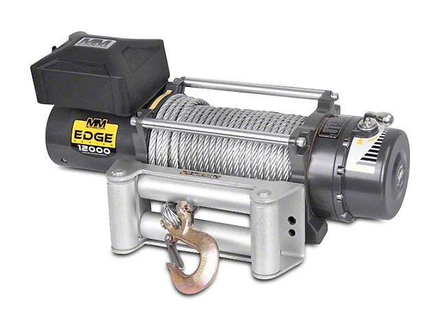 Mean Mother EDGE Series 12,000 lb. Winch (97-17 All)
