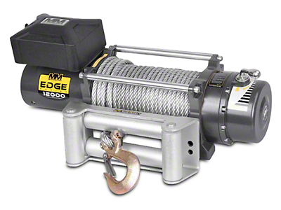 Mean Mother EDGE Series 12,000 lb. Winch (97-18 All)