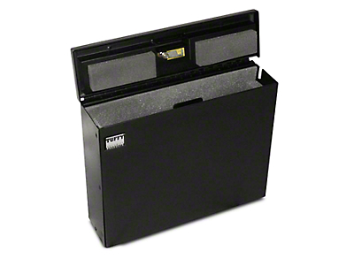 Tuffy Laptop Computer Security Lockbox (97-18 F-150)