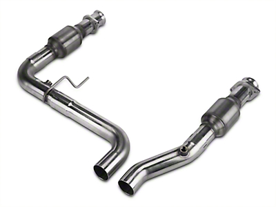 Kooks 2.5 in. High Flow Catted Y-Pipe (99-03 Lightning w/ Long Tube Headers)