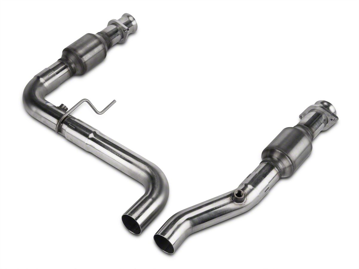 Kooks 2 5 in  High Flow Catted Y-Pipe (99-03 F-150 Lightning w/ Long Tube  Headers)