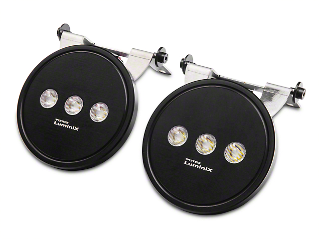 Putco Luminix High Power LED Fog Lights - Pair (04-14 All)