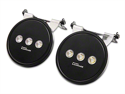 Putco Luminix High Power LED Fog Lights - Pair (04-14 F-150)