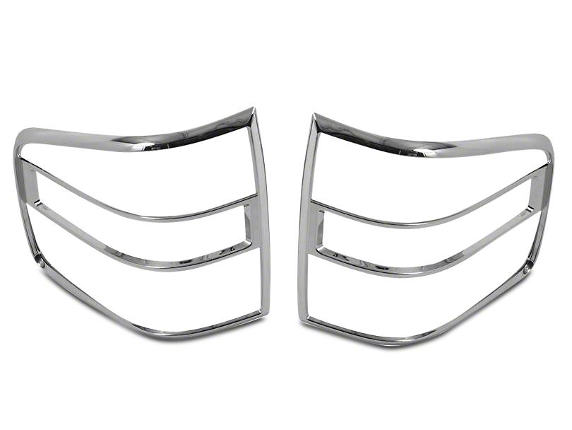 Putco Chrome Tail Light Covers (04-08 Flareside)